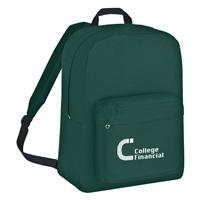 Custom Classic Backpack in Green