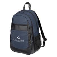 Custom Performance Backpack in Navy