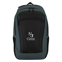 Promotional Gray Compact Chroma Backpack
