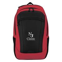 Custom Red Compact Chroma Backpack