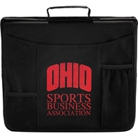 Custom Promotional Game Day Seat Cushion Closed