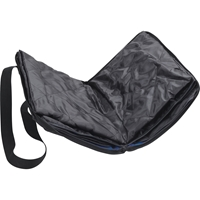 Custom Deluxe Stadium Fleece Seat Cushion Blanket Open
