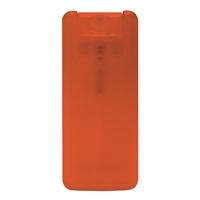 Orange Mini Credit Card Sanitizer