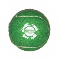 Custom Pet Tennis Ball