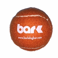 Personalized Pet Tennis Ball
