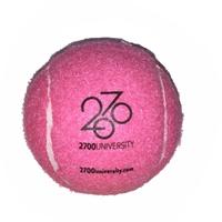 Pet Tennis Ball with Logo