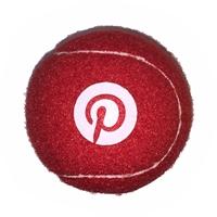 Imprinted Pet Tennis Ball