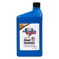 Premier Pure Hand Sanitizer 32 oz - Refill - Blue