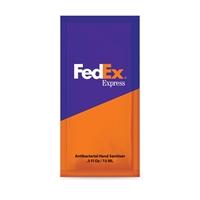 Custom 0.5 oz. Hand Sanitizer Gel Pack