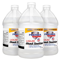 Liquid Hand Sanitizer Refill - 64 oz