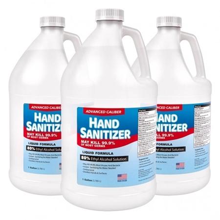 1 Gallon Sanitizer Refill