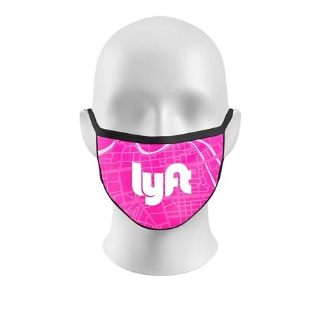 Custom 3 Ply Face Cover