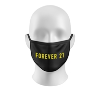 2 Ply Custom Face Mask - Direct Print