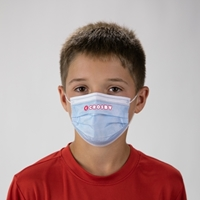 Child's 3 ply disposable face mask
