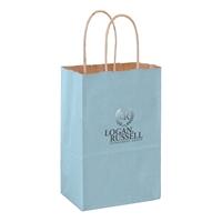 Custom Printed Paper Shopping tote Bags
