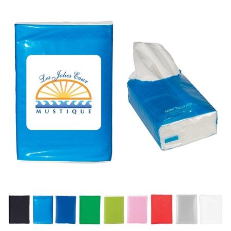 Custom Tissue Packet