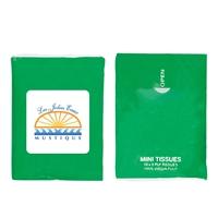 Branded Tissue Packet
