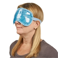 Plush Hot/Cold Gel Bead Eye Mask