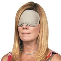 Branded Ear Plugs and Eye Mask Set