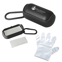 Custom Disposable Gloves In Carrying Case
