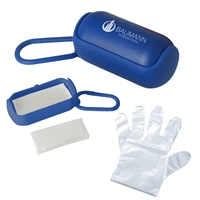 Customized Disposable Gloves In Carrying Case