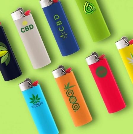 Custom Printed BIC Lighters