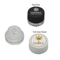 Custom 5ml Concentrate Container