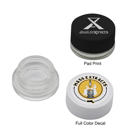 Custom 9ml Concentrate Container