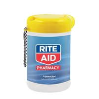 Promotional Tek-wipes in a Canister