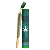 Promotional Pre Roll Joint Tube with Full Color Decal