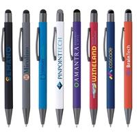 Custom Bowie Softy Pen with Stylus