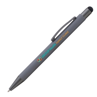 Bowie Softy Pen with Stylus with your Logo