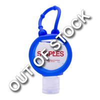 Personalized Travel Round Hand Sanitizer