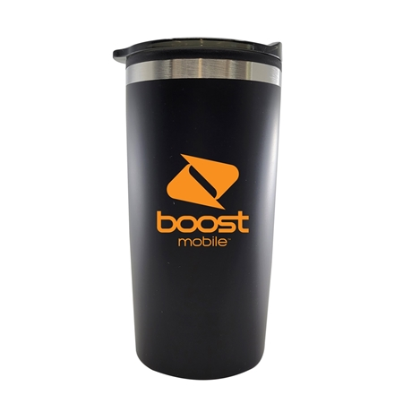 Custom Antimicrobial 20 oz. Stainless Steel Tumbler with PP Liner
