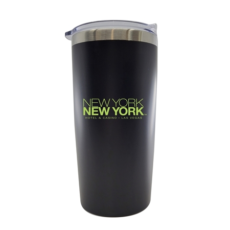 Custom Antimicrobial 20 oz. Double Wall Stainless Steel Tumbler