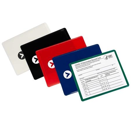 Custom Vaccine Card Holder