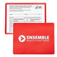 Promotional Vaccine Card Holder