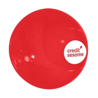 """12"""" Beach Ball with your Logo"""
