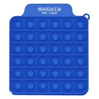 Promotional Push Pop Square Stress Reliever Game