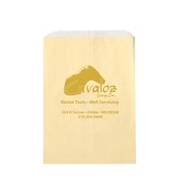 Custom Glassine Lined Paper Food Bag