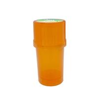 Custom Plastic Grinder & Storage Container Label
