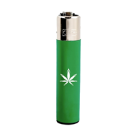 Imprinted Clipper Lighters