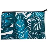 """Custom 8""""w x 5""""h Sublimated Zippered Pouch"""