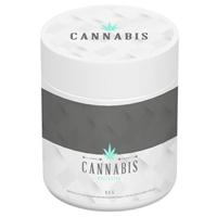 Branded Cannabis Jar – 3 Oz