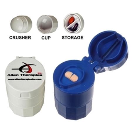 Custom 4-in-1 Medical Pill Box