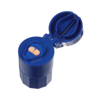 Promotional 4-in-1 Pill Box