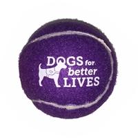 Branded Pet Tennis Ball