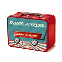 Retro Lunch Box Imprinted with your logo