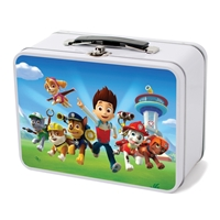 Retro Lunch Box with your logo